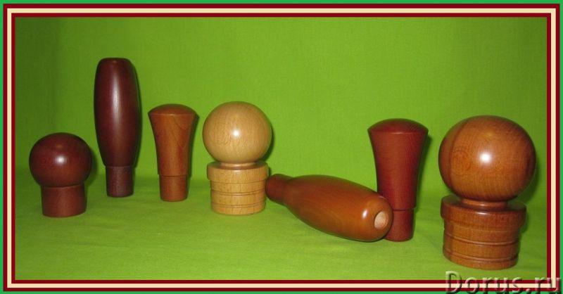 Производство мебельных деталей и фурнитуры из массива твердолиственных пород дерева - Мебель для дом..., фото 4